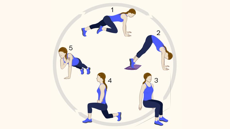картинки на метод упражнений этой линейки довольно